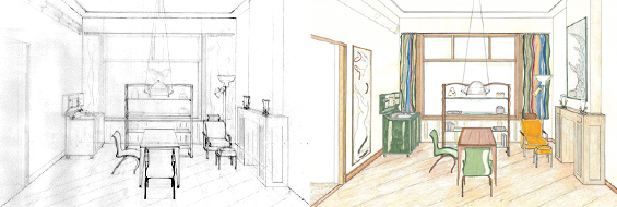 Progettazione Di Interni E Arredamento Di Lusso Pictures to pin on ...